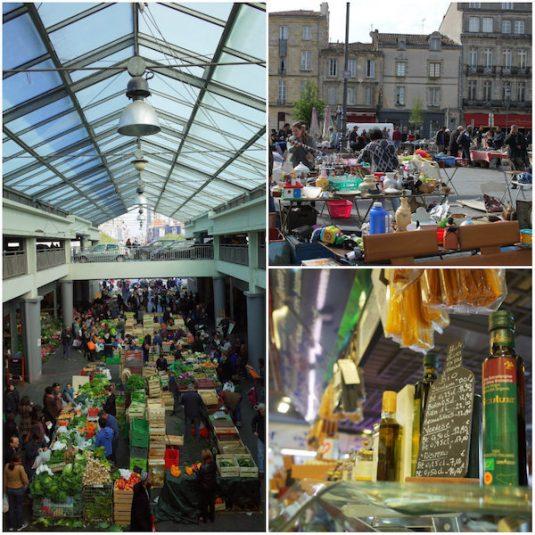 Le Capu, die Markthallen