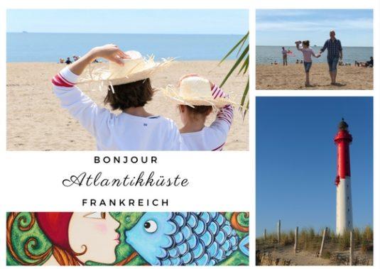 Grüsse von der Atlantikküste Frankreich