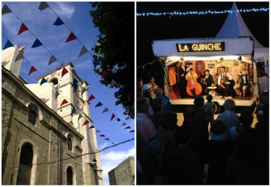 Am 14. Juli den Tanzabend im Dorf besuchen