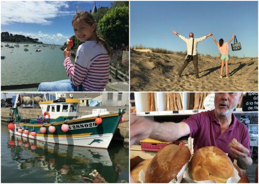 camping familienurlaub an der atlantischen Küste Frankreichs