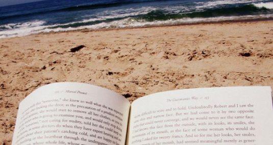 Bücher durchlesen