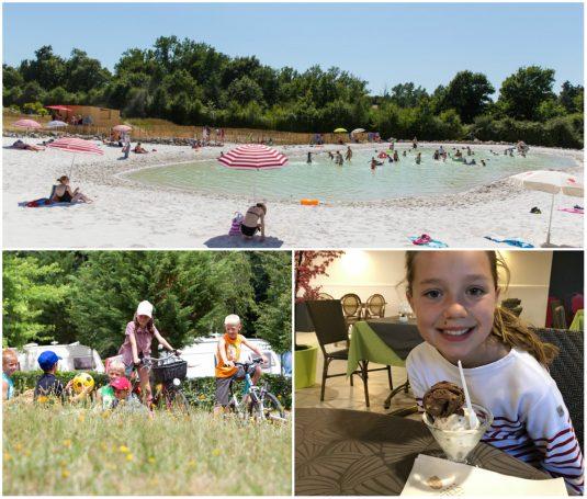 Camping Les Castels - Atlantikküste - Paradies für Kinder