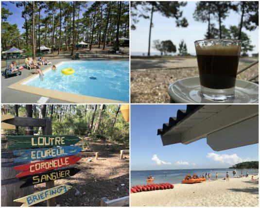 Campingplatz La Dune Bleue - Natur pur - Atlantikküste - UCPA