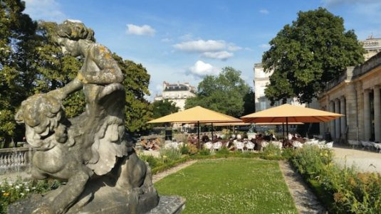 Orangerie in le Jardin Publique