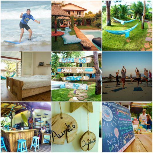 Surf Pura Vida Lodge Mimizan Plage