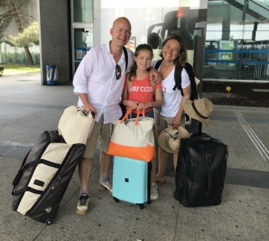 Zurück vom Familien-CampingUrlaub an der Atlantikküste Frankreich