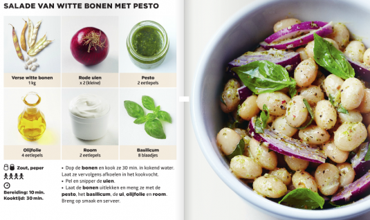 französisches Kochbuch Simplissime