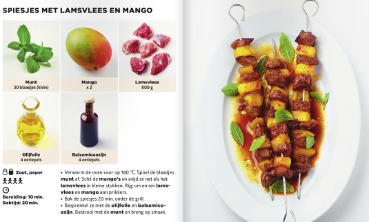Kochbuch Simplissime aus Frankreich