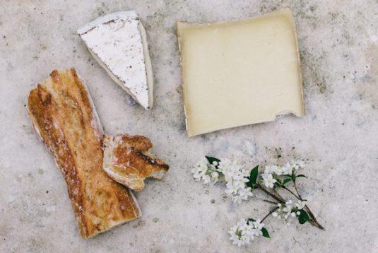 französischen Käse ausprobieren