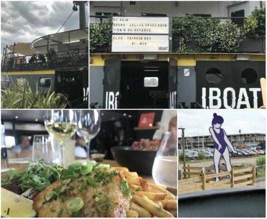 iBoat Restaurant und Club Bar am Wasser