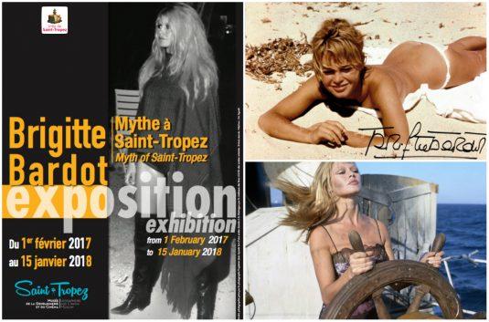 Expo Brigitte Bardot St Tropez Musee du Cinema