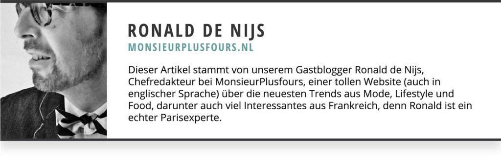 Gastblogger Ronald de Nijs