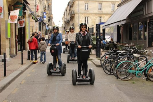 Segway in Bordeaux