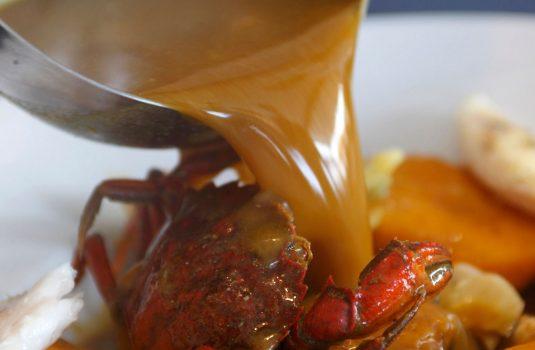 Fischsuppe Boullabaisse