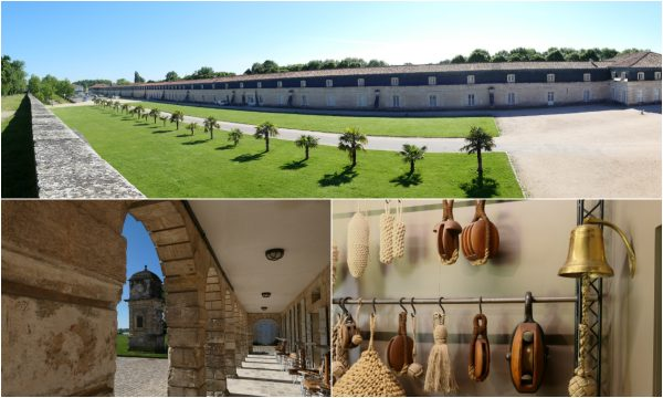 Corederie Museum in Rochefort sur Mer