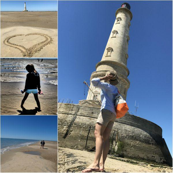 Sand Leuchtturm von Cordouan