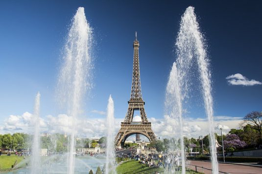 18Paris brunnen Eiffell bassins trocadero cc Artur