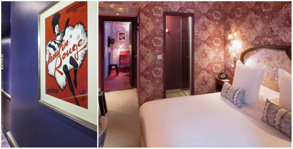 Hotel Josephine in Paris - geeignet mit Familienzimmer