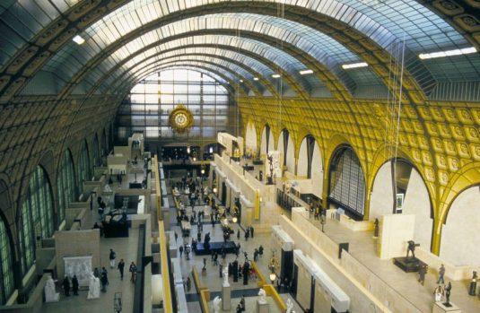 Museum-gare-d-Orsay-Paris