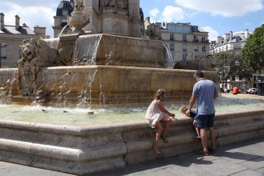 Die 10 schönsten Brunnen von Paris