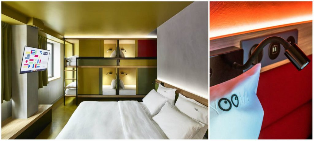 Kinderfreundliches Hotel in Paris - Yooma