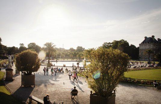 jardin duluxembourg paris paris cc Michel G