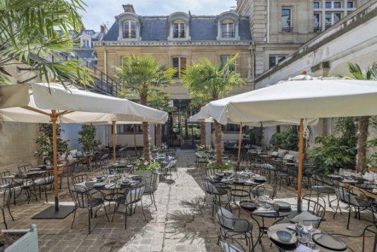Terrass Le Camondo Paris