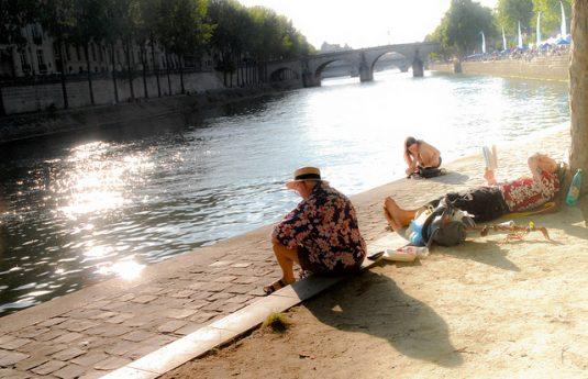 Paris Plage Paris 2017