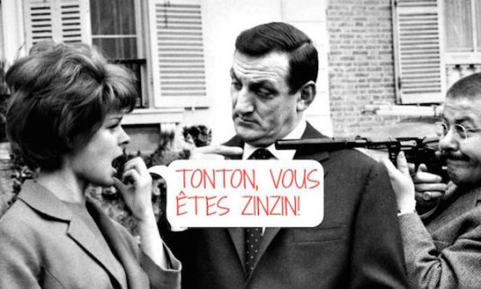 tontons flingueurs 1963 frankreich Doppleworten def