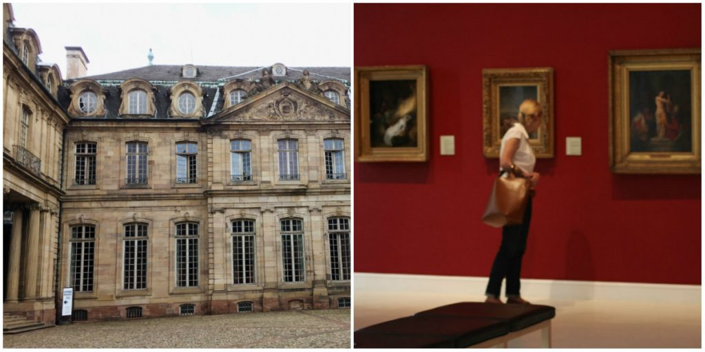 Musee des Beaux Arts - Strassburg - Palais von Rohan