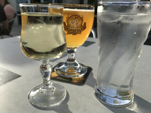 biere bestellen im restaurant in Frankreich