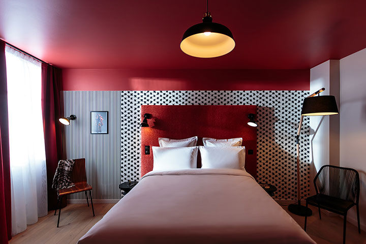 Boma Hotel, neues Designhotel in Strassburg mit drei Sternen