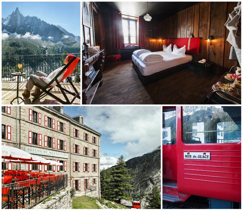 Terminal Neige Französische Alpen: neues Cocoon-Hotel bei Aiguille du Midi
