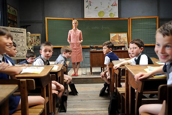 Schule in Frankreich - Kinder - Le Petit Nicolas