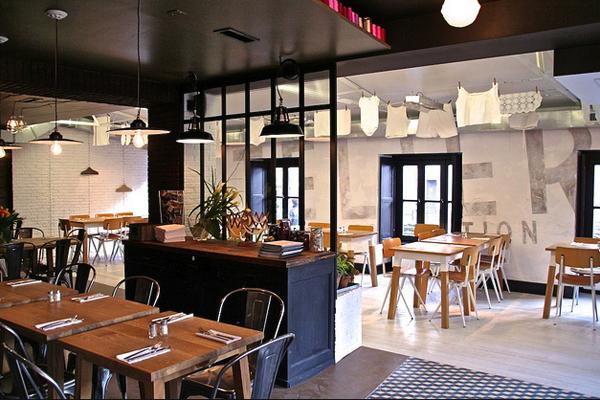 Restaurant La Corde à Linge im Viertel La Petite France
