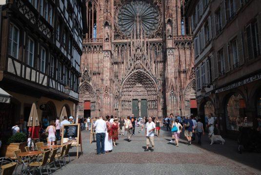 Strassburg Kathedrale