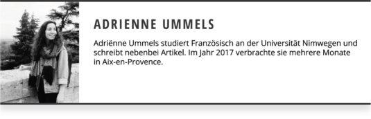 Adrienne Ummels Gastblogger