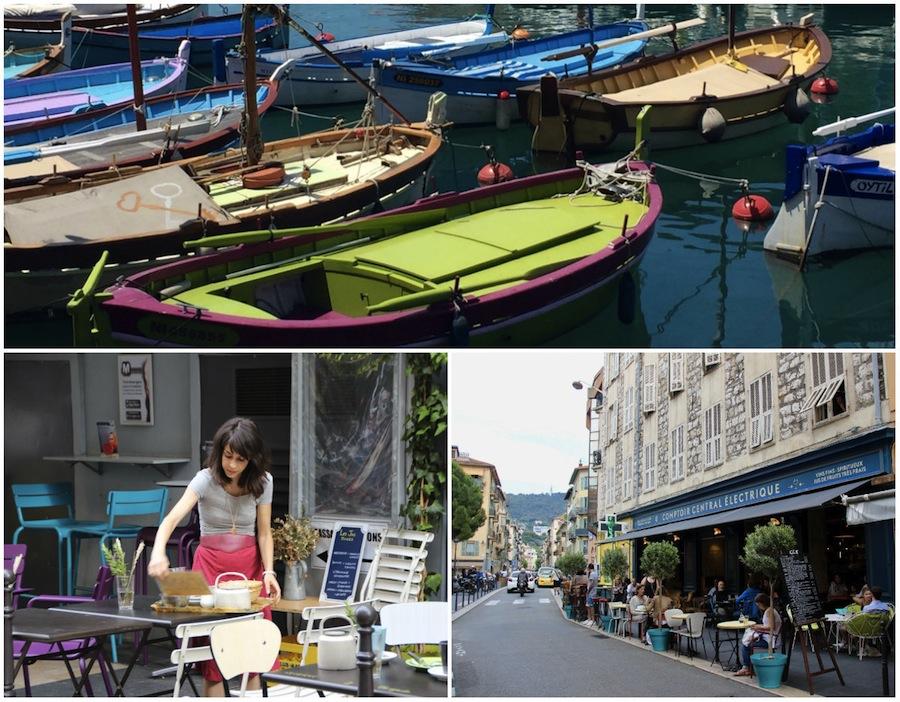 Quartier du Port in Nizza