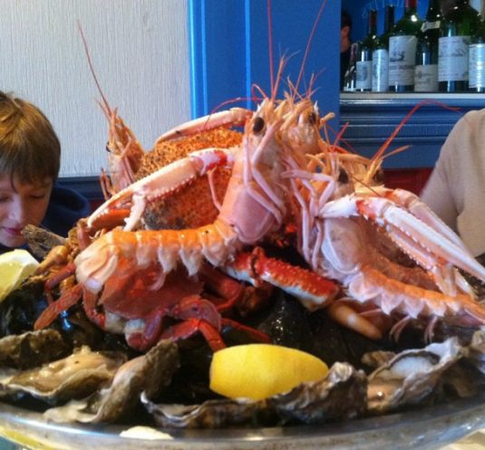 fruits de mer cc Paul Haahr