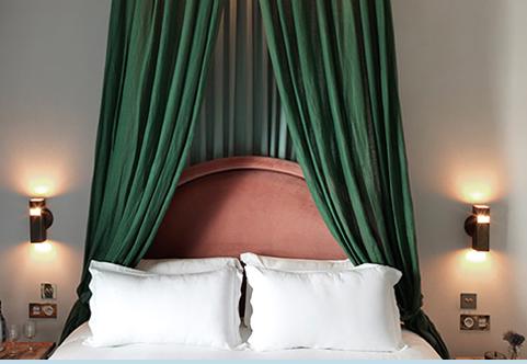 hotel grands boulevards kamer