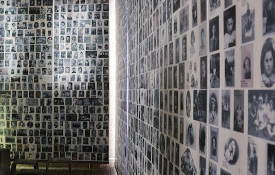 museum marais paris shoah memorial mur des enfants