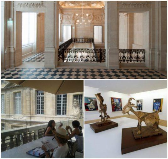 picasso museum paris marais