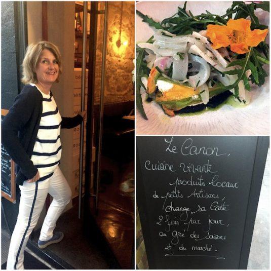 restaurant Canon im Nizza