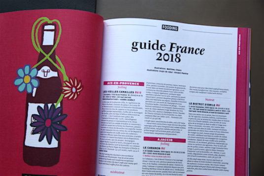 Le Guide Fooding, der hipste Restaurantführer Frankreichs