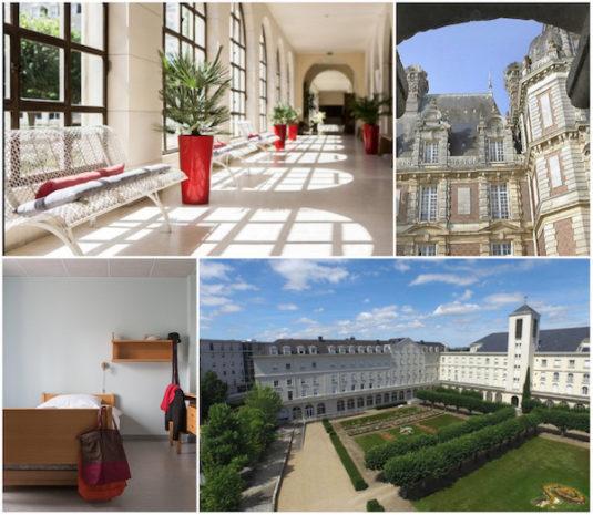 Uebernachtungsadressen fuer Loire-Radler