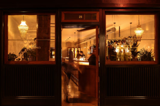 Bar des Prés Paris Guide Fooding
