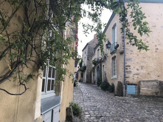 Das Altstadtviertel von Le Mans