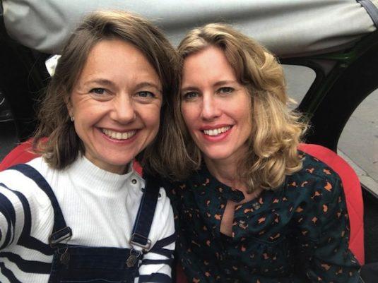 Carole und Nicky