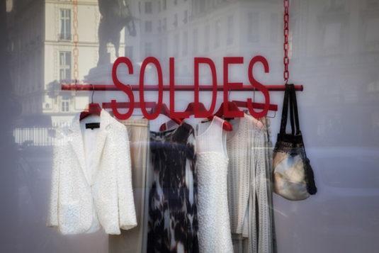 5 tipps Paris winter Soldes - Schlussverkauf