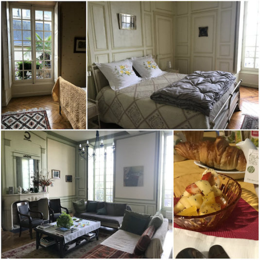 Bed&Breakfast La Maison Saint-Pierre in Le Mans